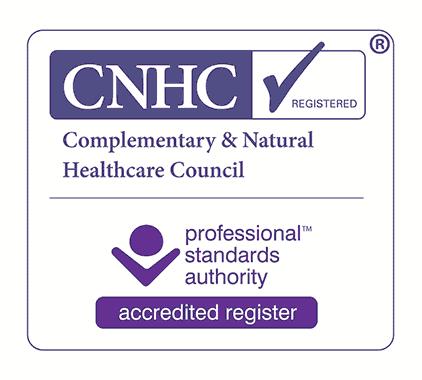 CHNC Accredited Register logo