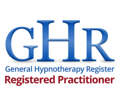 General Hypnotherapy Register Accredited Practitioner Logo