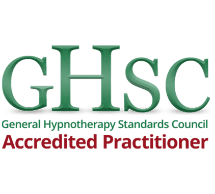General Hypnotherapy Standards Council Accredited Practitioner Logo